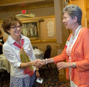 Women's Business Network; networking; Steps to Success