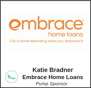 Katie Bradner, Embrace Home Loans